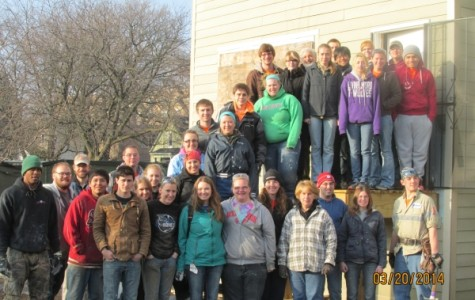 Marian campus ministry group