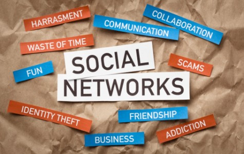 Depiction of social networks and effects