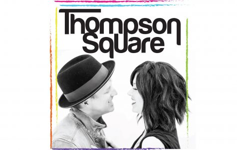 Band poster for Thompson Square