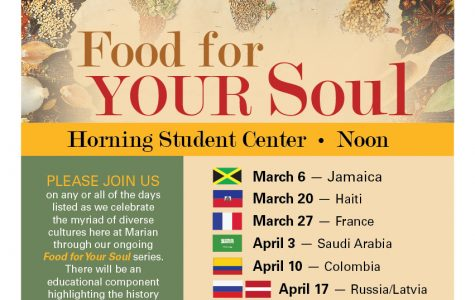 food for your soul poster