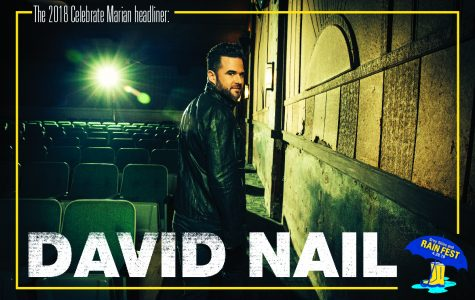 Promotional photo of singer David Nail