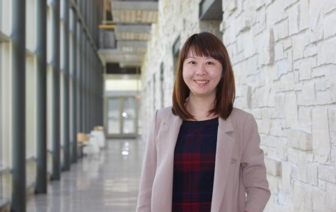 New Staff on Campus: Ya-Feng Cheng