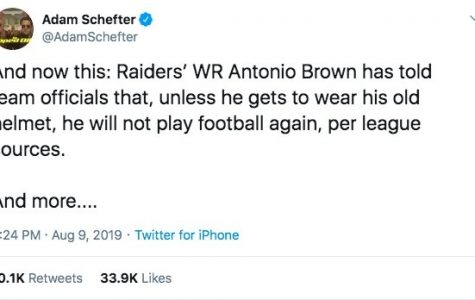 How the Mighty Have Fallen: Antonio Brown