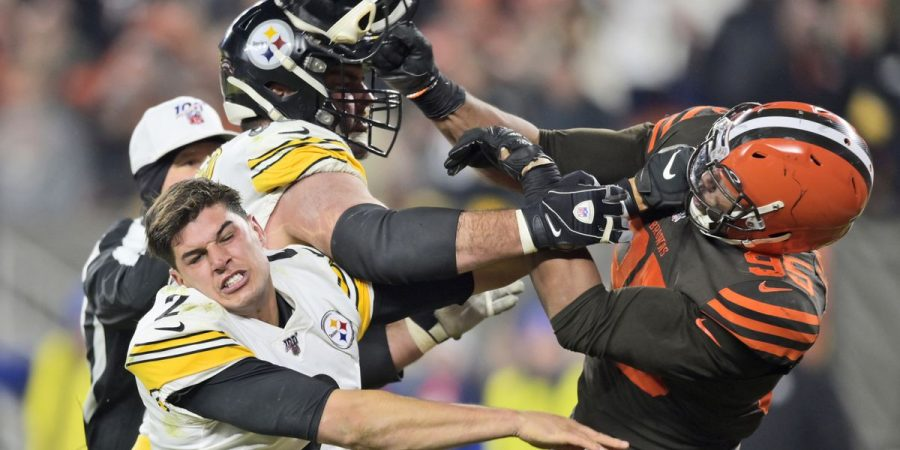 Steelers-Browns+game