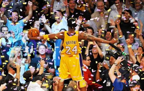The passing of a legend: Mourning the loss of Kobe Bryant