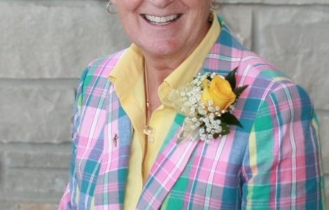 Honoring Marian's inspirational women on campus: Kate Candee